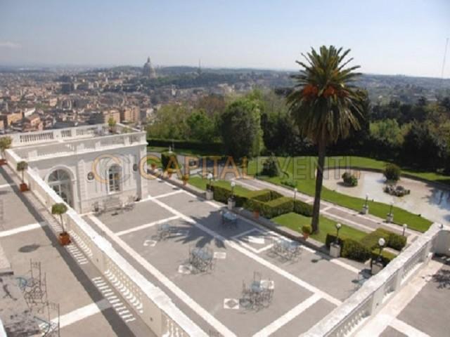 Villa Miani Roma 2