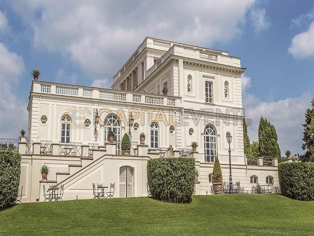 Villa Miani Roma 9