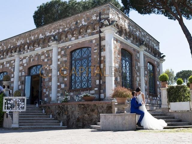 Villa dei Cesari Roma 20