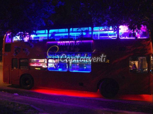 Festa Bus Inglese Roma 10