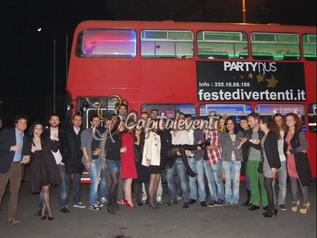Festa Bus Inglese Roma 5