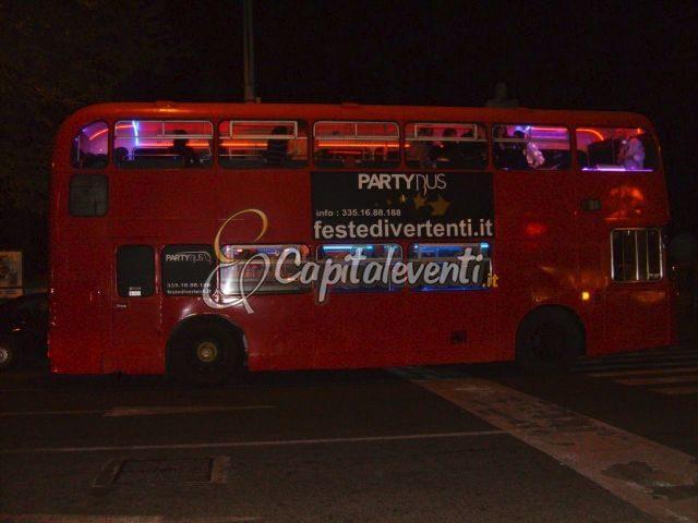 Festa Bus Inglese Roma 9