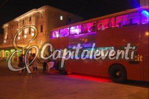 festa bus inglese roma