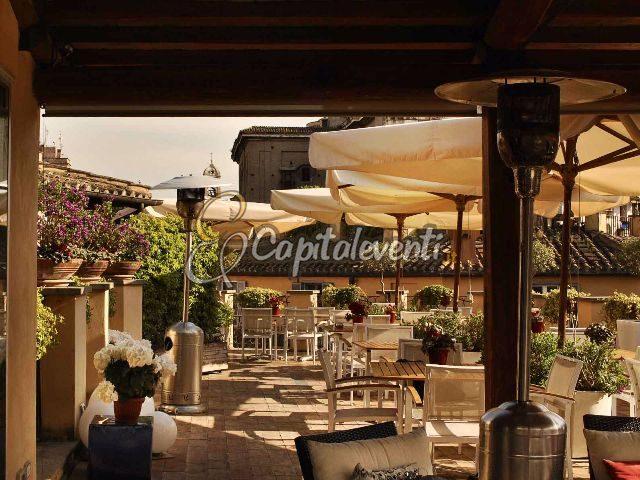 Beautiful Terrazza Barberini Roma Pictures - Idee Arredamento Casa ...