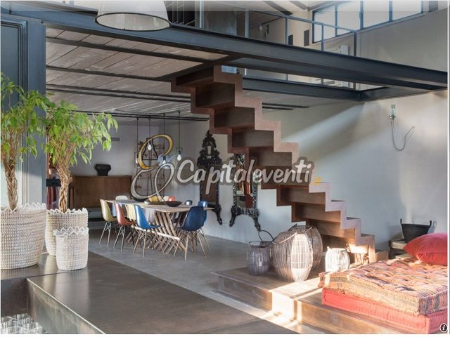 Loft Ardeatina Roma 8