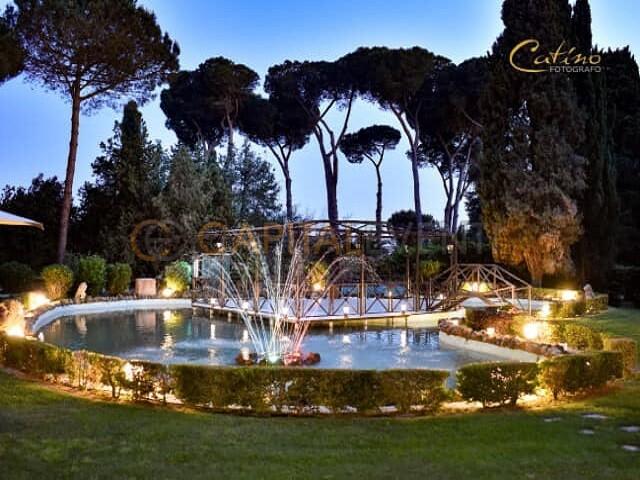 Villa Giovanelli Fogaccia Roma 9